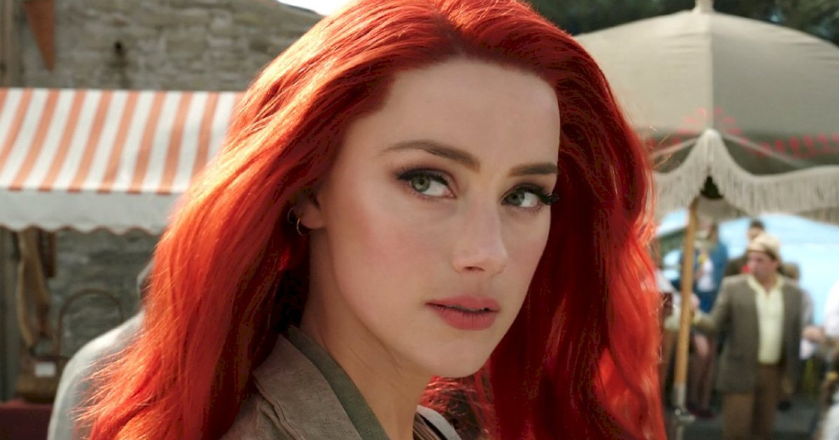 Remove Amber Heard from Aquaman 2 Petition Launches ...