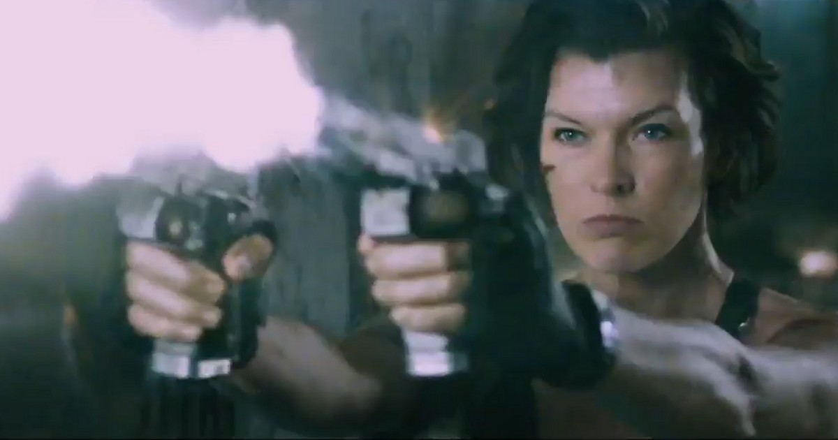 Resident Evil The Final Chapter 24: Watch: Resident Evil: The Final Chapter Japanese Trailer