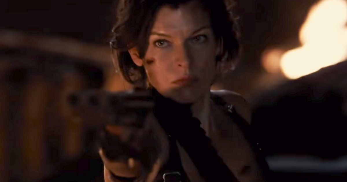 Milla Jovovich Ruby Rose Paul W S Anderson Talk Girl: Watch: Resident Evil: The Final Chapter Full NYCC Trailer