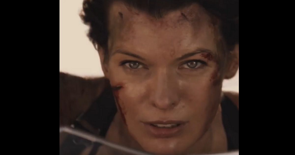 Resident Evil The Final Chapter Official Trailer: Resident Evil: The Final Chapter Trailer Teaser