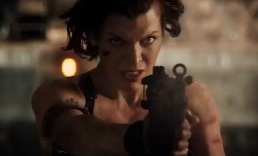 Resident Evil The Final Chapter Official Trailer: Watch: Resident Evil: The Final Chapter Trailer