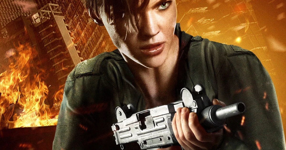 Resident Evil The Final Chapter Ruby Rose: Resident Evil: The Final Chapter Abigail Featurette