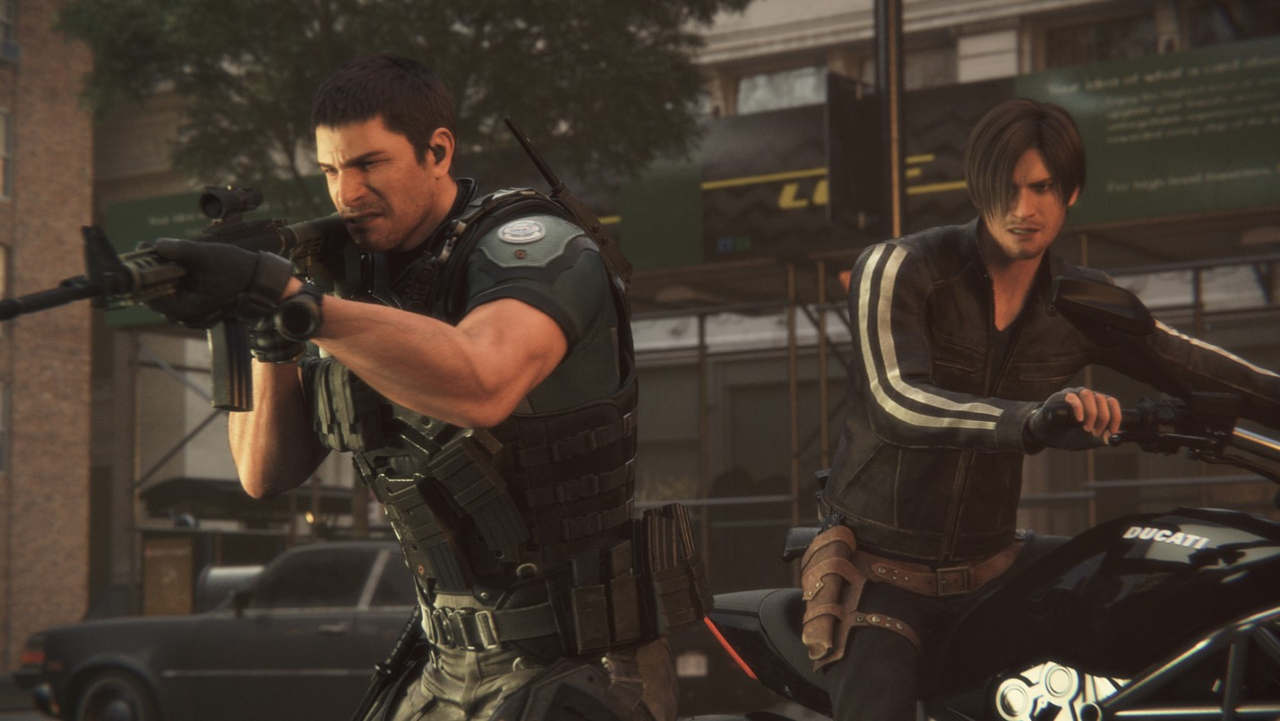 Resident Evil Vendetta Coming To Theaters Cosmic Book News