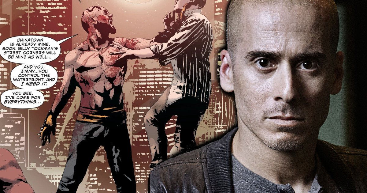 Kirk Acevedo cast as Richard Dragon on Arrow