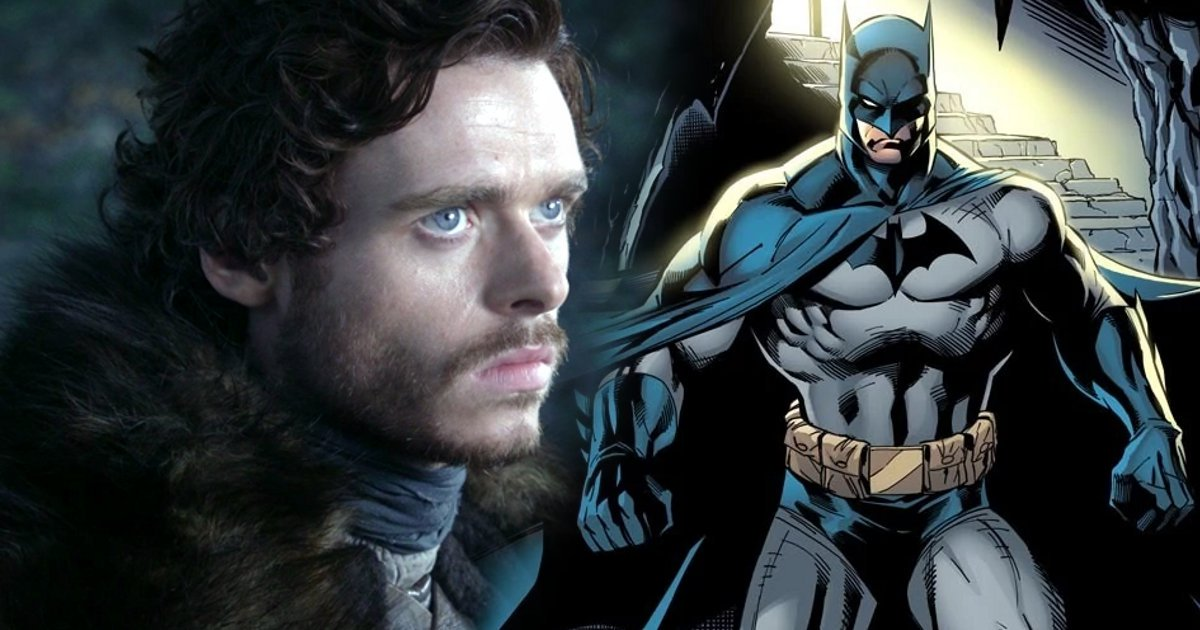 Richard Madden Batman