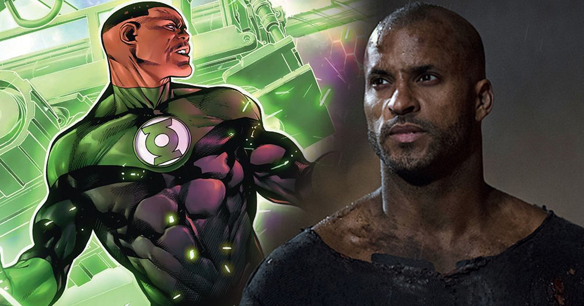 How About Ricky Whittle As Green Lantern John Stewart?