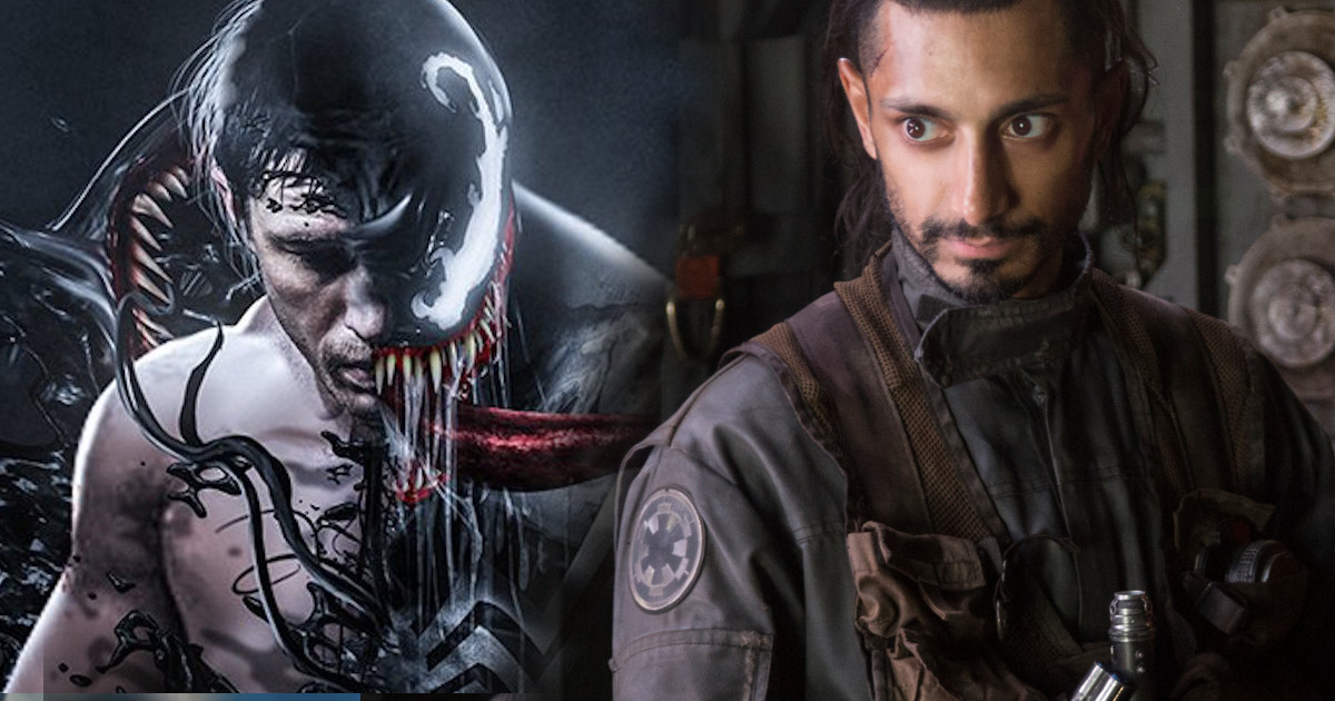 Riz Ahmed And Tom Hardy In Talks For 'Spider-Man' Spinoff