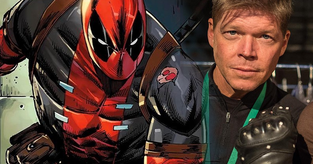 Rob Liefeld Reacts To Deadpool Toon News