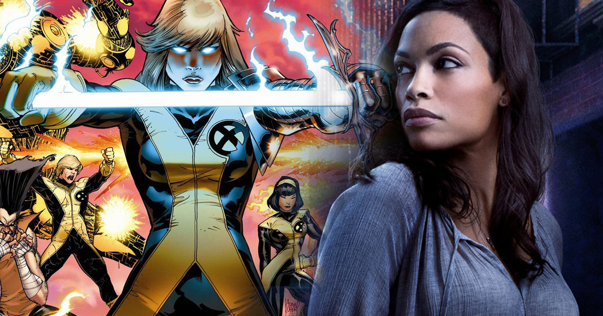 Rosario Dawson In Talks For X-Men: New Mutants