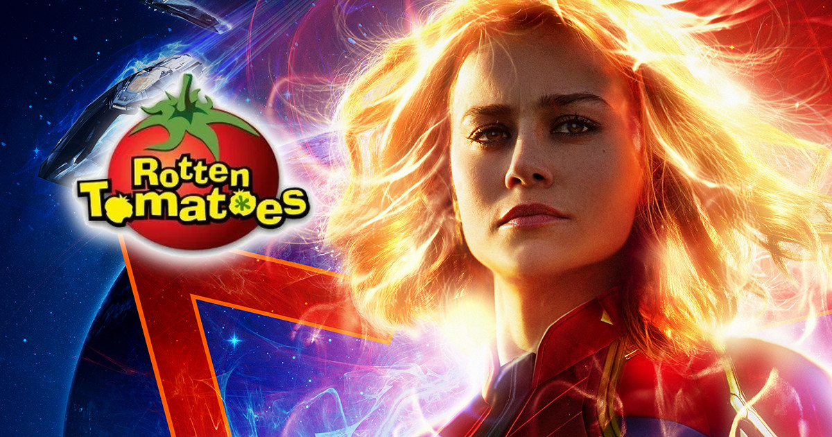 Big Changes At Rotten Tomatoes Following Captain Marvel Controversy