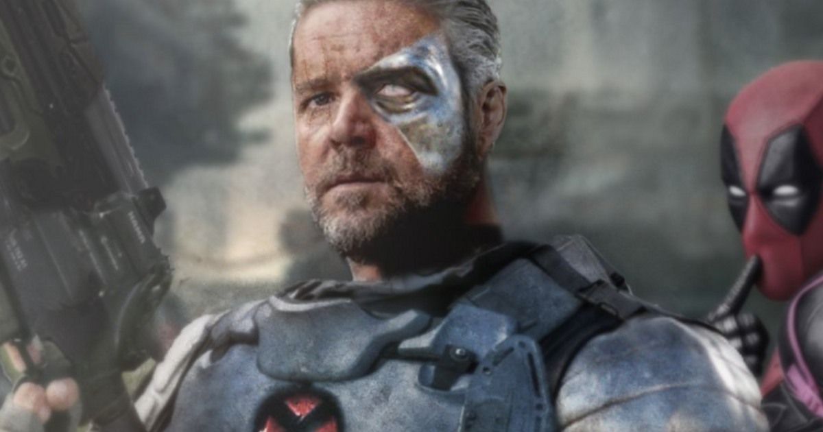 Russell Crowe Cable De...