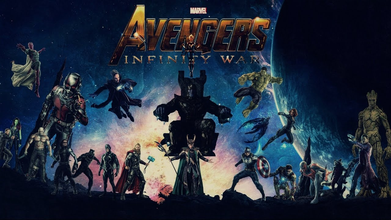 Tom Holland 'leaked' the 'Avengers: Infinity War' poster before Marvel released it