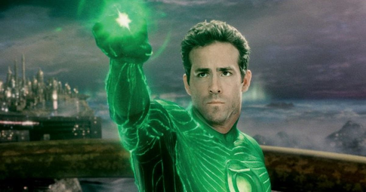 Ryan Reynolds says he was 'pretty much unhirable' after Green Lantern