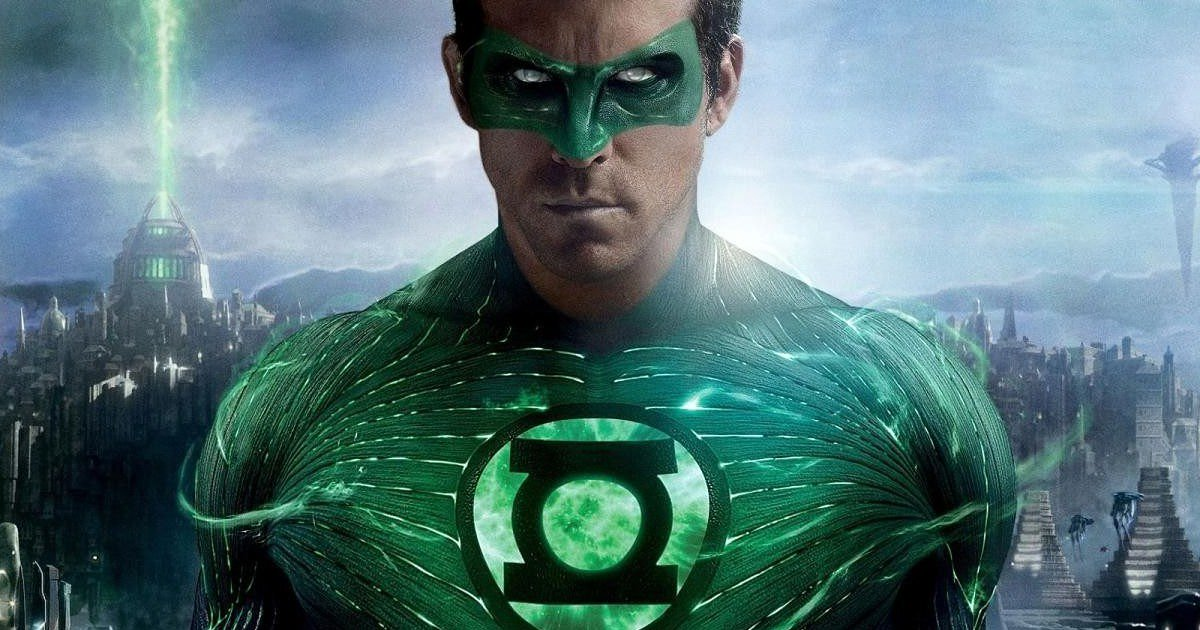 ryan reynolds won 39 t play green lantern again cosmic book. Black Bedroom Furniture Sets. Home Design Ideas
