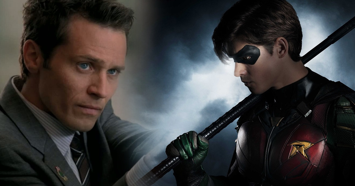 Seamus Dever Joins Titans TV Series