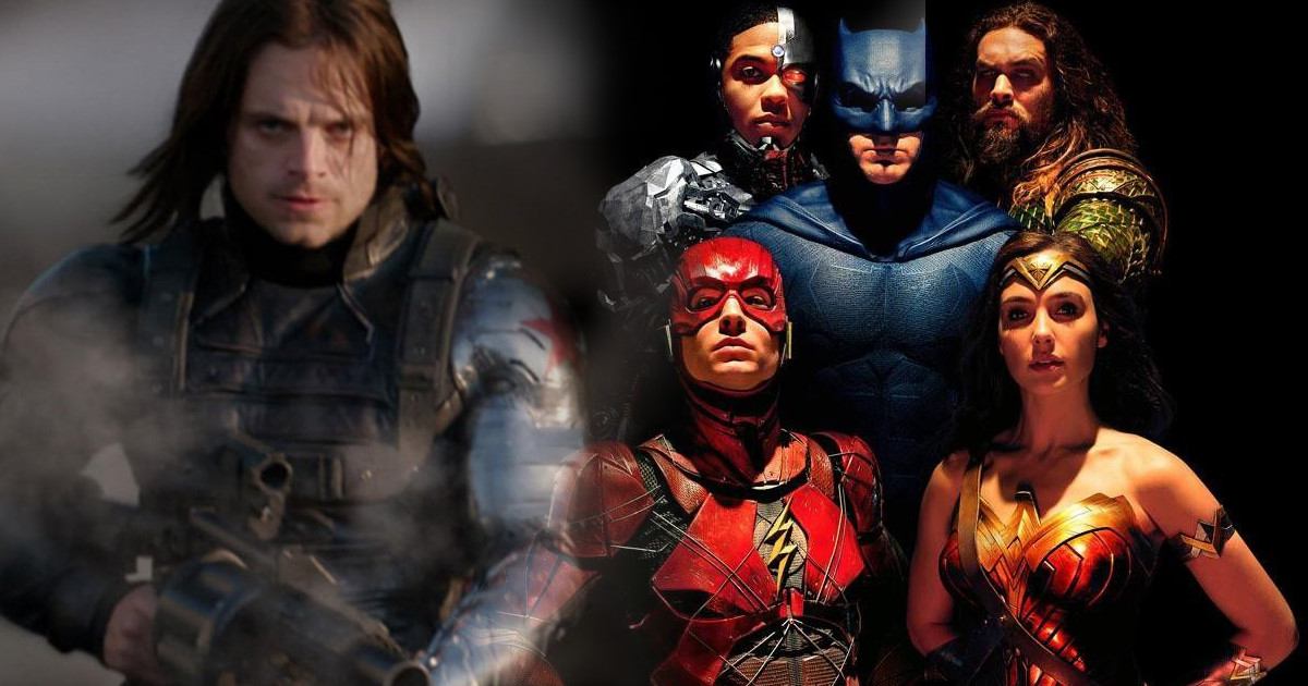 "Sebastian Stan On Justice League: ""Who's That?"""