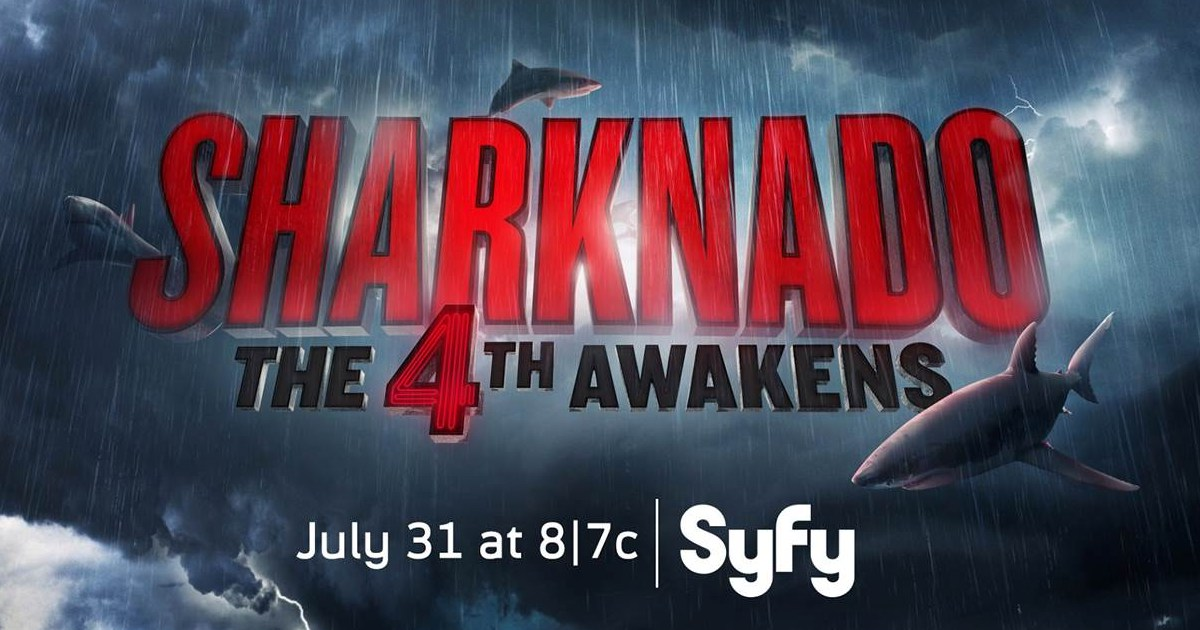 SyFy's Sharknado 4 Title & Premiere Date Announced