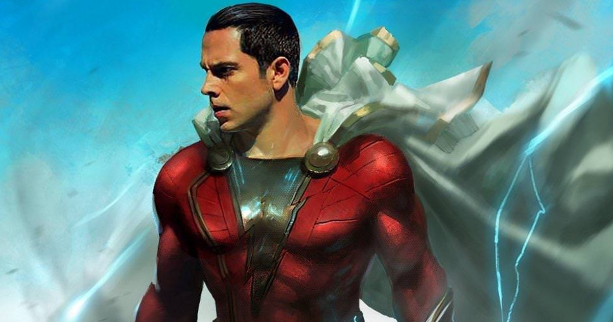 Shazam Casting Continues & Billy Batson Is Not A D-Head Says Director