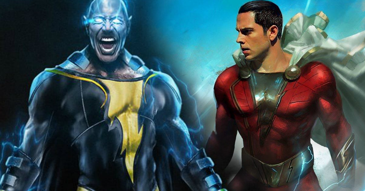 Shazam Character Descriptions Might Be Teasing A Black Adam Cameo