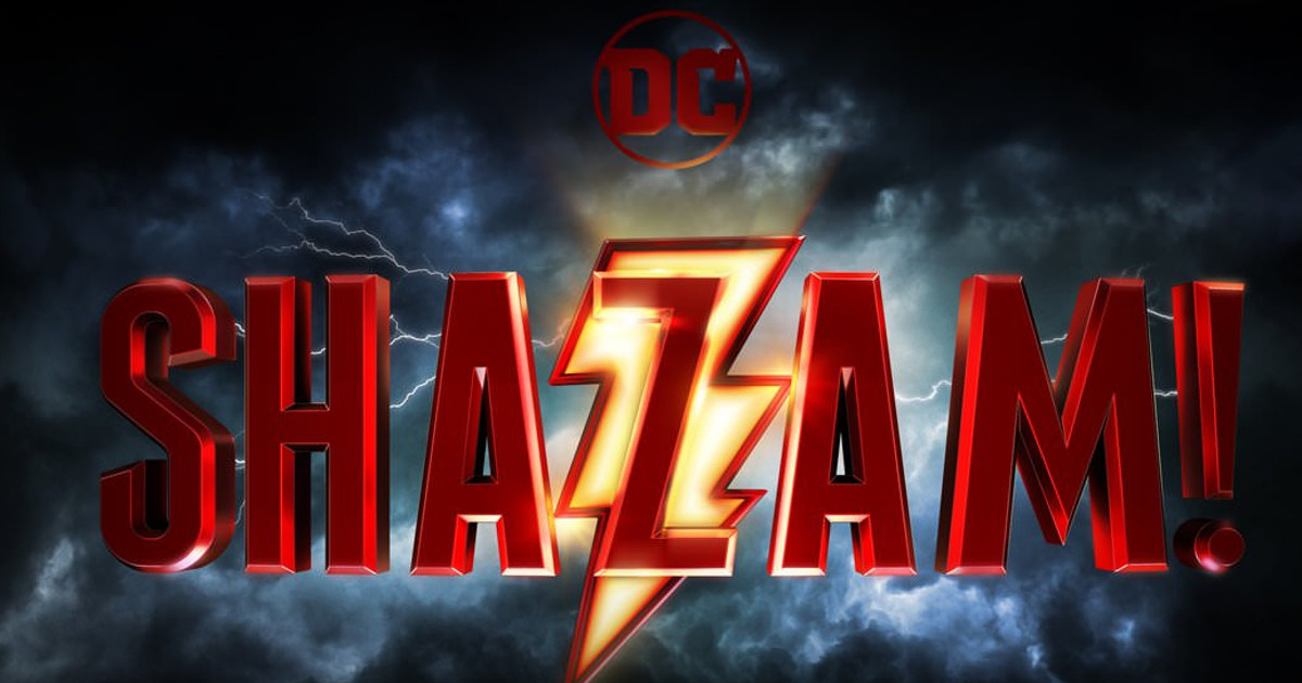 DC's Shazam! official logo revealed