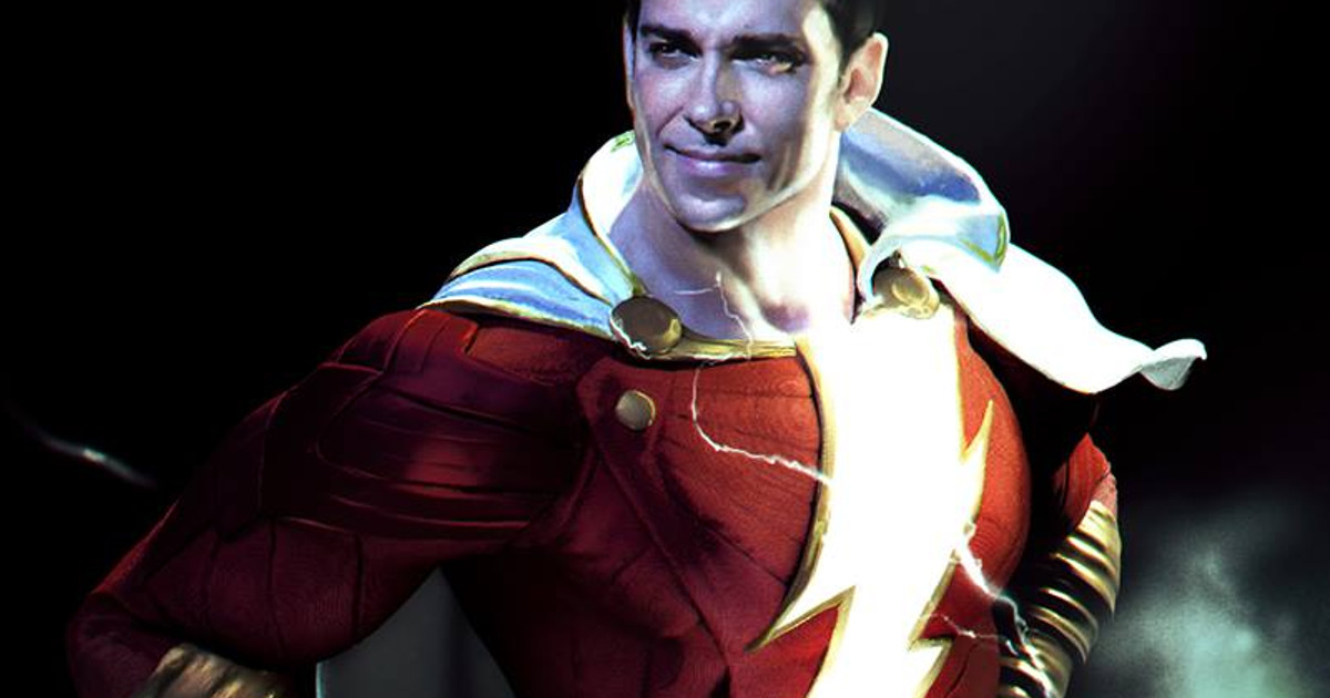 Shazam! Gets A Release Date