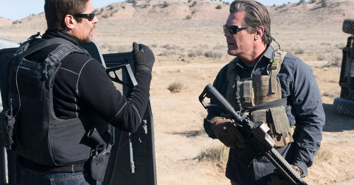 DAY OF THE SOLDADO Full Trailer Is HERE — SICARIO