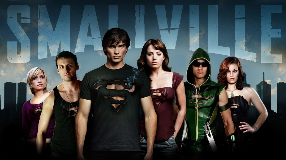 Smallville Animated Series