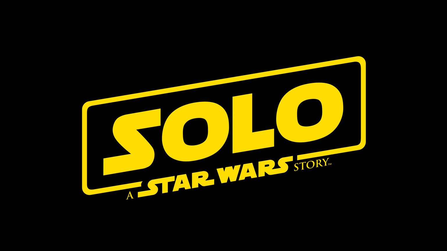 Solo: A Star Wars Story logo