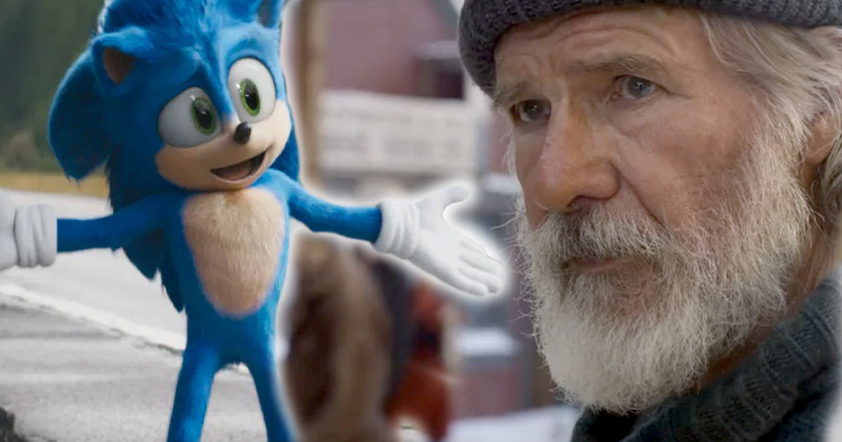 Sonic Number One Again; Topples Harrison Ford At Box Office