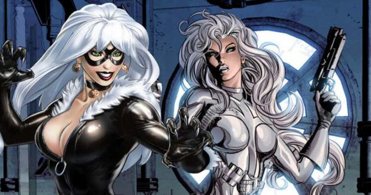 Spider-Man Spinoff Black Cat and Silver Sable In Development