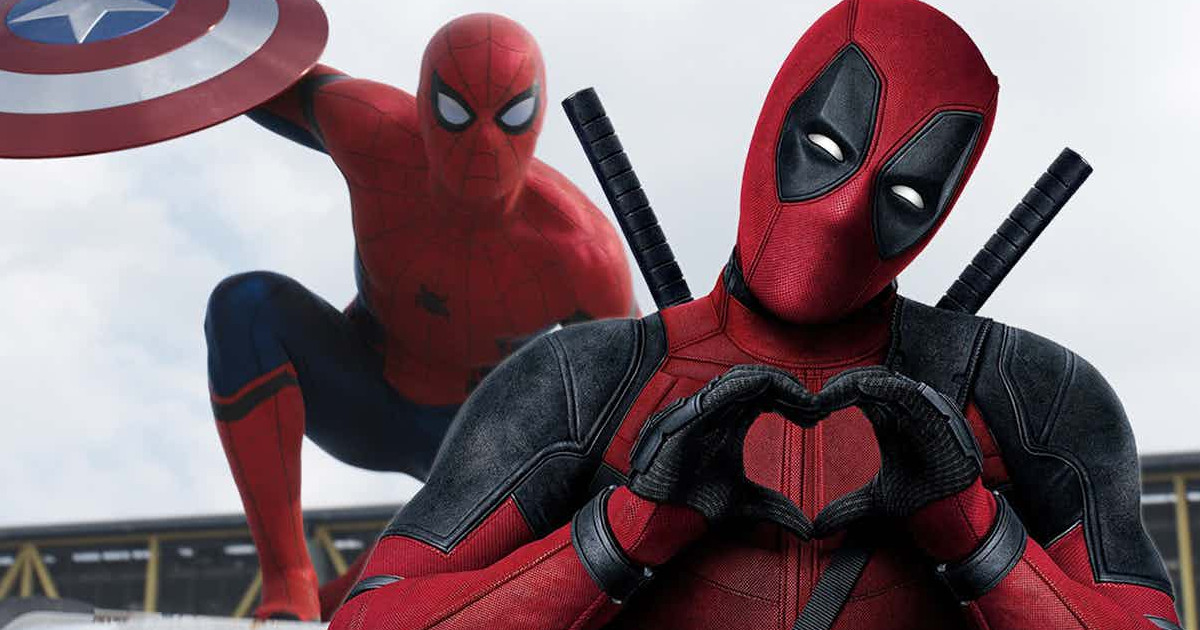 Deadpool 2 Director Finally Addresses Its Rumored Spider-Man Connection