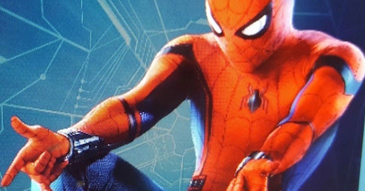 New Spider-Man: Homecoming Promo Art Ahead Of Trailer