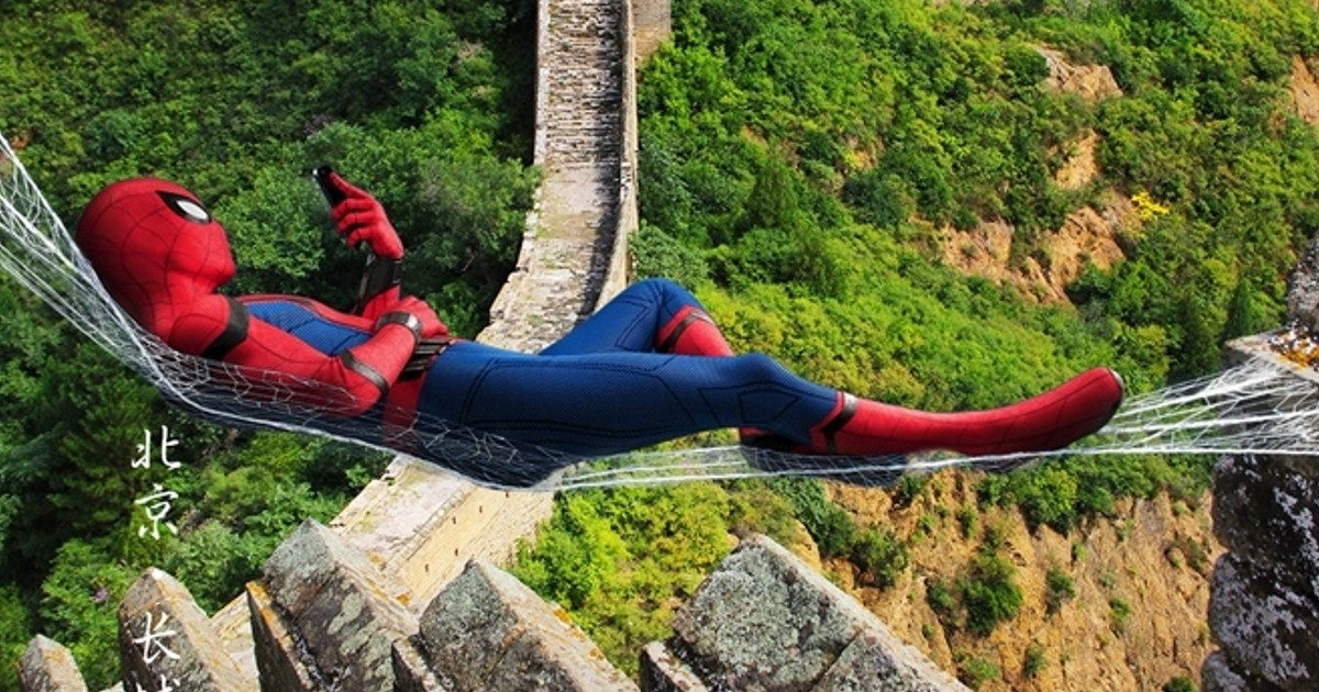 Spider-Man: Homecoming Finally Opened In China, Here's How Much It Made