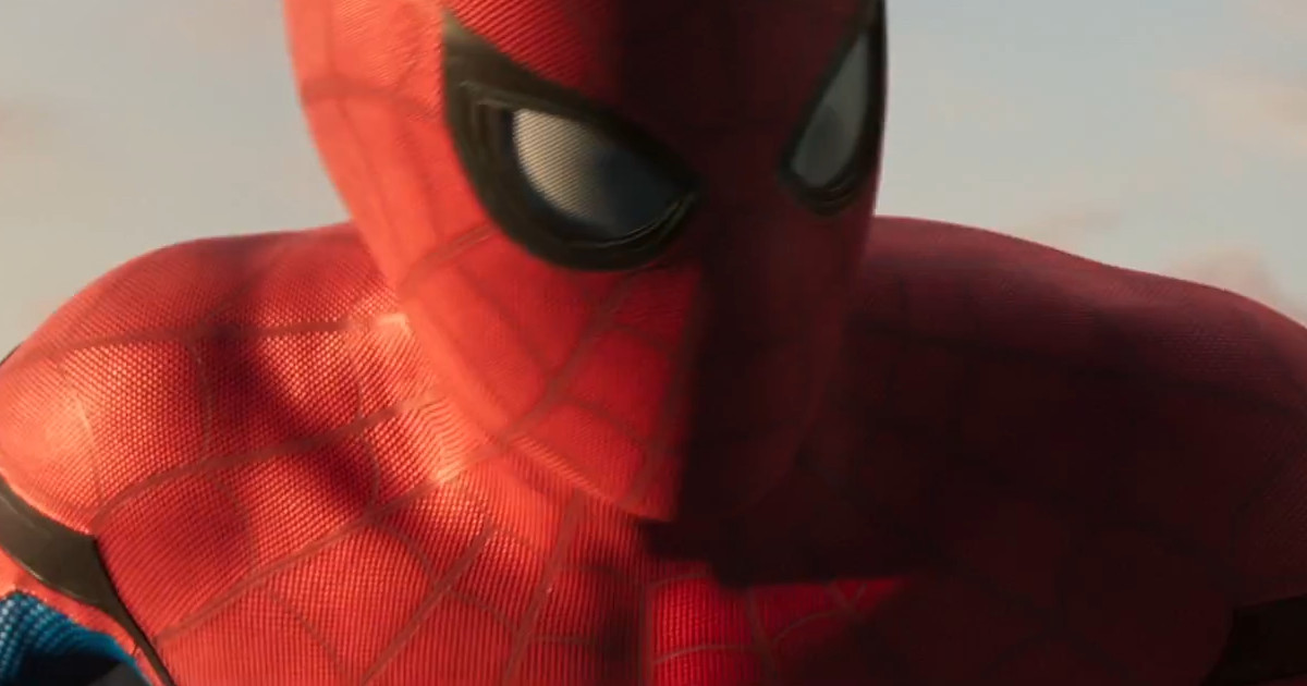 New trailer for Spiderman: Homecoming