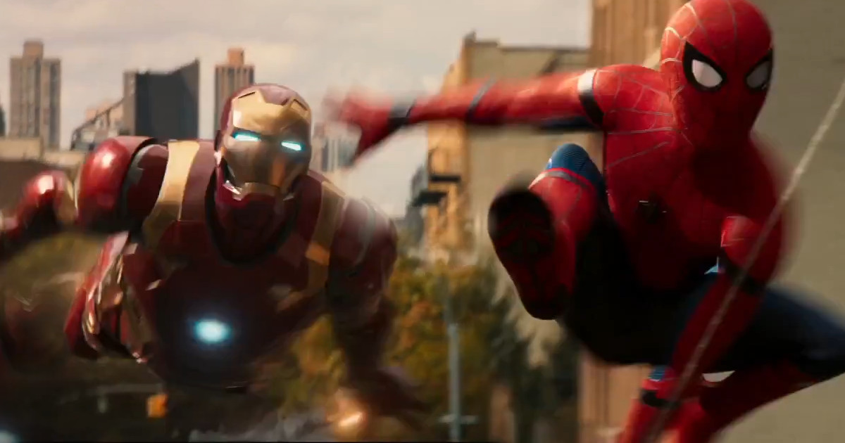 Latest 'Spider-Man: Homecoming' NBA Finals Spot Trolls MJ