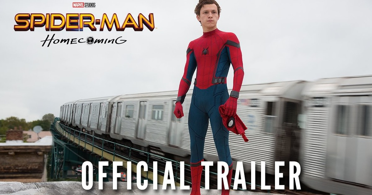 Trailer Spider-Man Homecoming