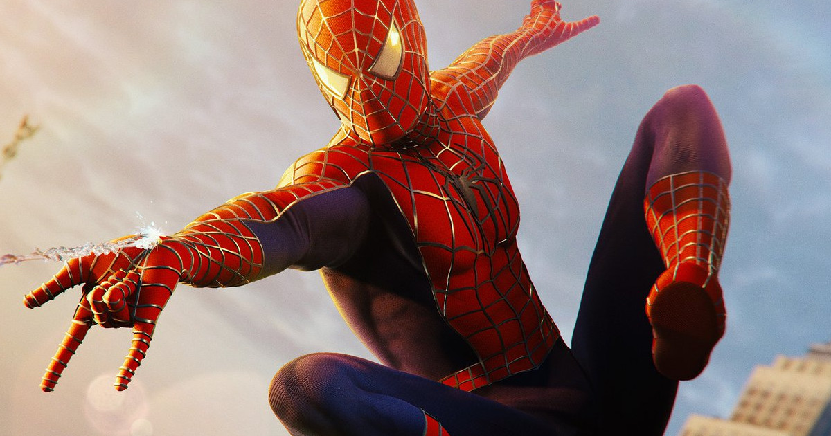 Spider-Man PS4 Gets To...