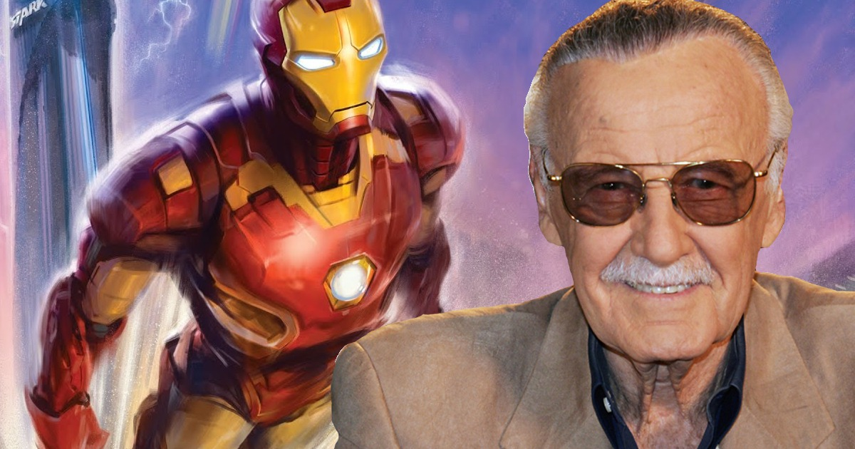 Watch Stan Lee's Marvel Iron Man Experience Cameo