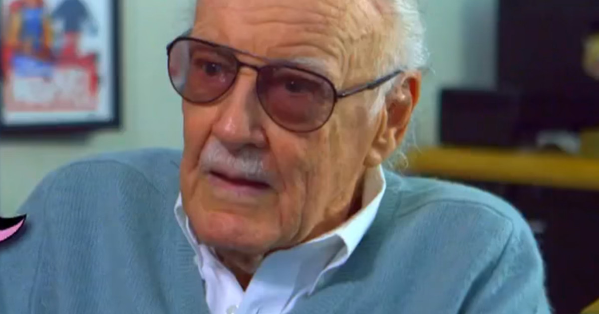 Stan Lee Accused Of More Sexual Harassment Claims