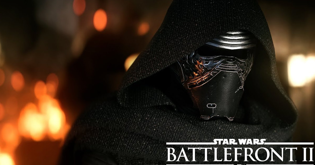 John Boyega reveals locations and modes in Star Wars Battlefront II