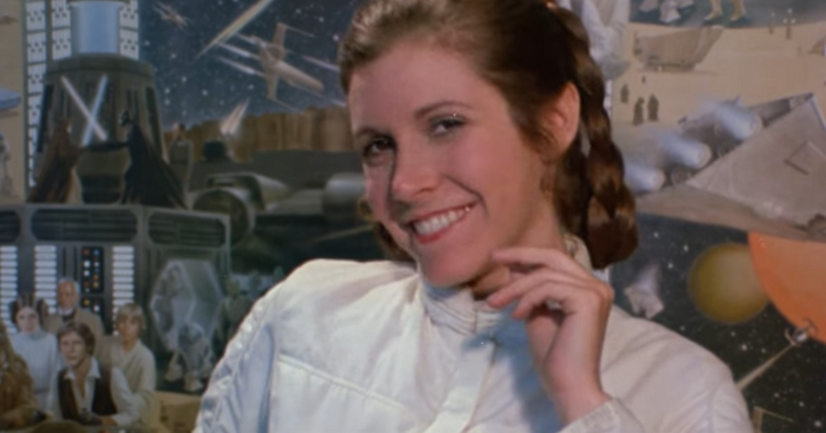 Watch: Star Wars Celebration: A Tribute To Carrie Fisher