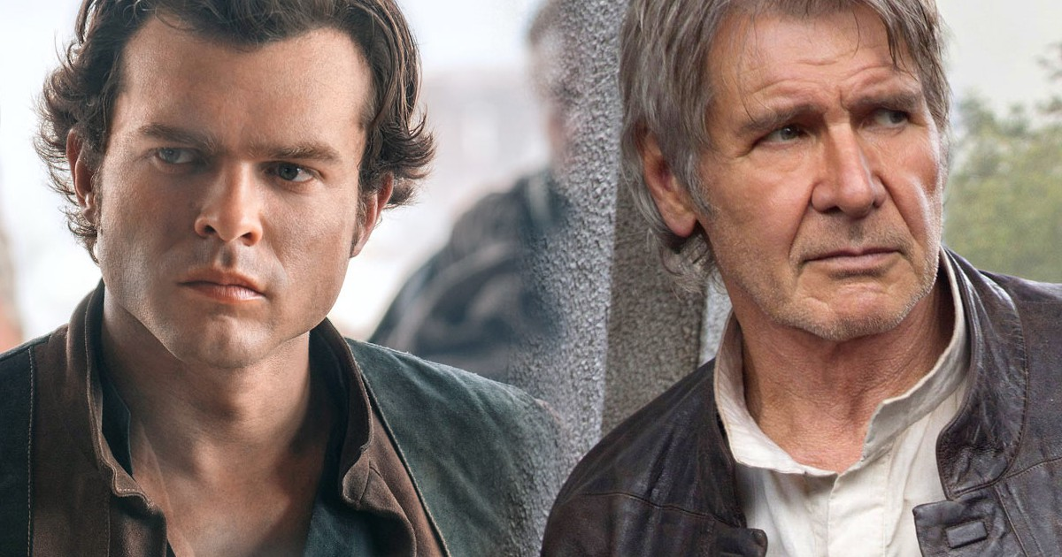 """Han Solo Movie Said To Be """"Utter POS"""" By Former LucasFilm Employee"""
