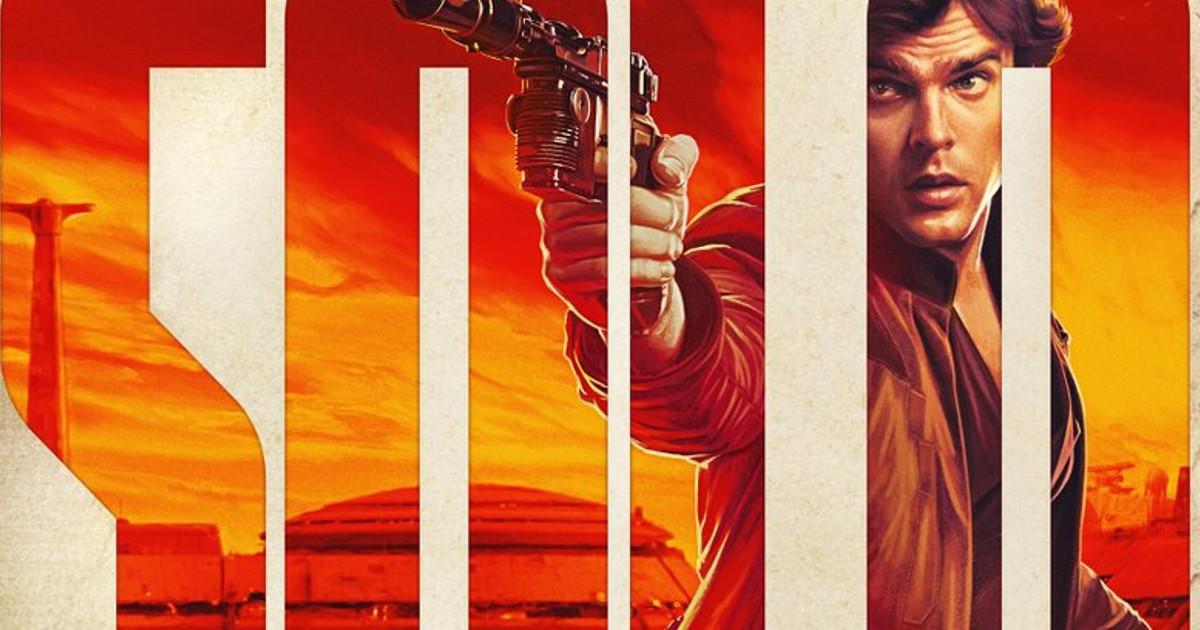 Disney Accused Of Ripping Off Star Wars Han Solo Posters