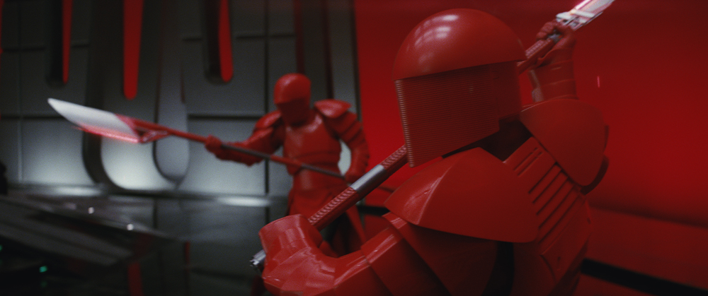Star Wars: The Last Jedi Praetorian Guard