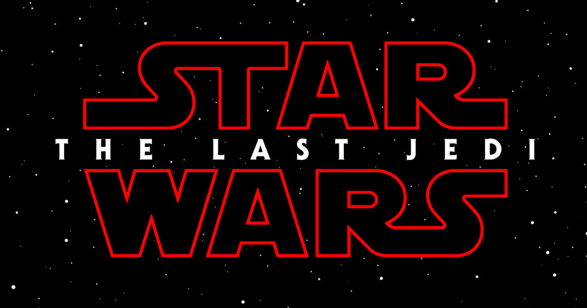 Star Wars The Last Jedi Wraps