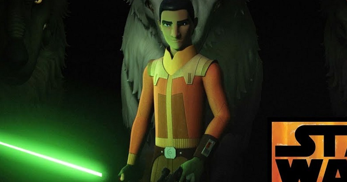 Star Wars Rebels Mid-Season 4 Trailer & Premiere Date