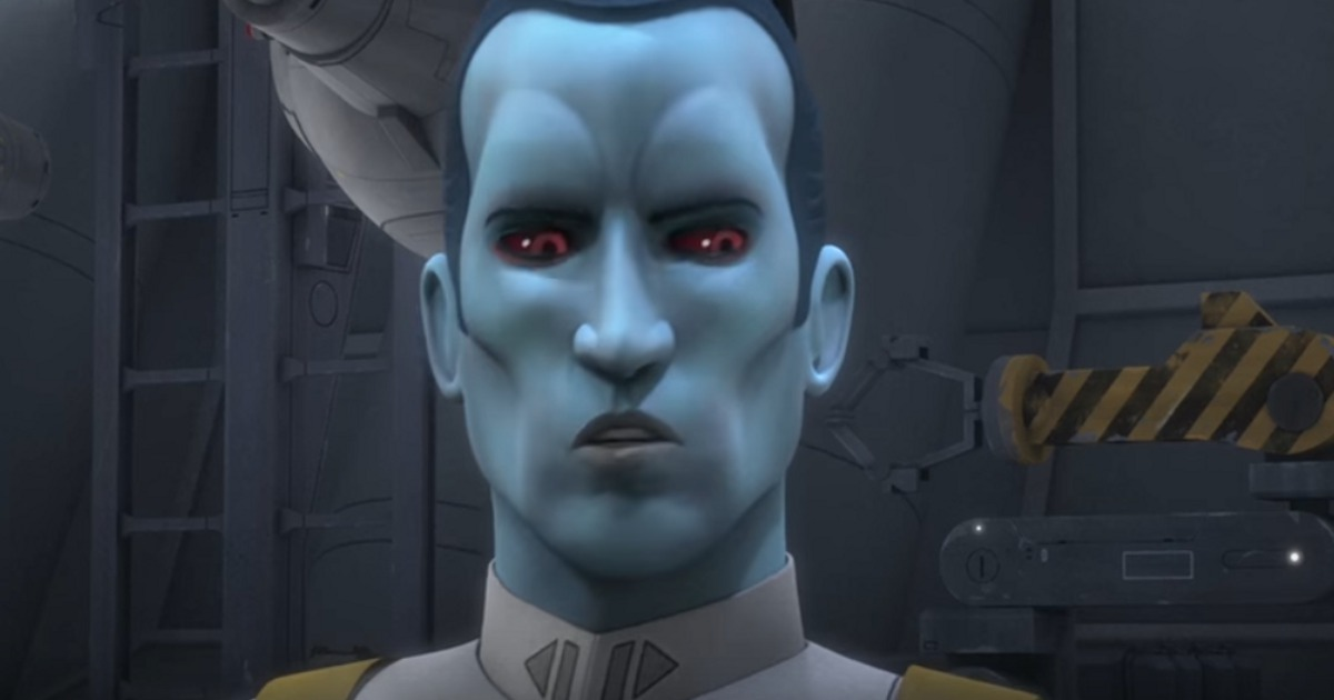 "Star Wars Rebels ""An Inside Man"" Thrawn's Ruthlessness Clip"