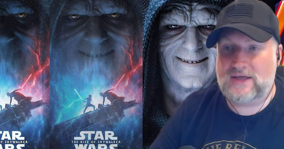 Star Wars The Rise Of Skywalker Poster Rips Off Palpatine Hot Toys Cosmic Book News