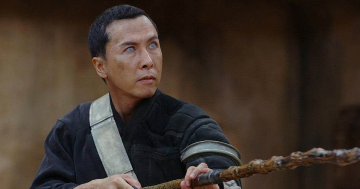 "Star Wars: Rogue One ""Chirrut"" Spot"