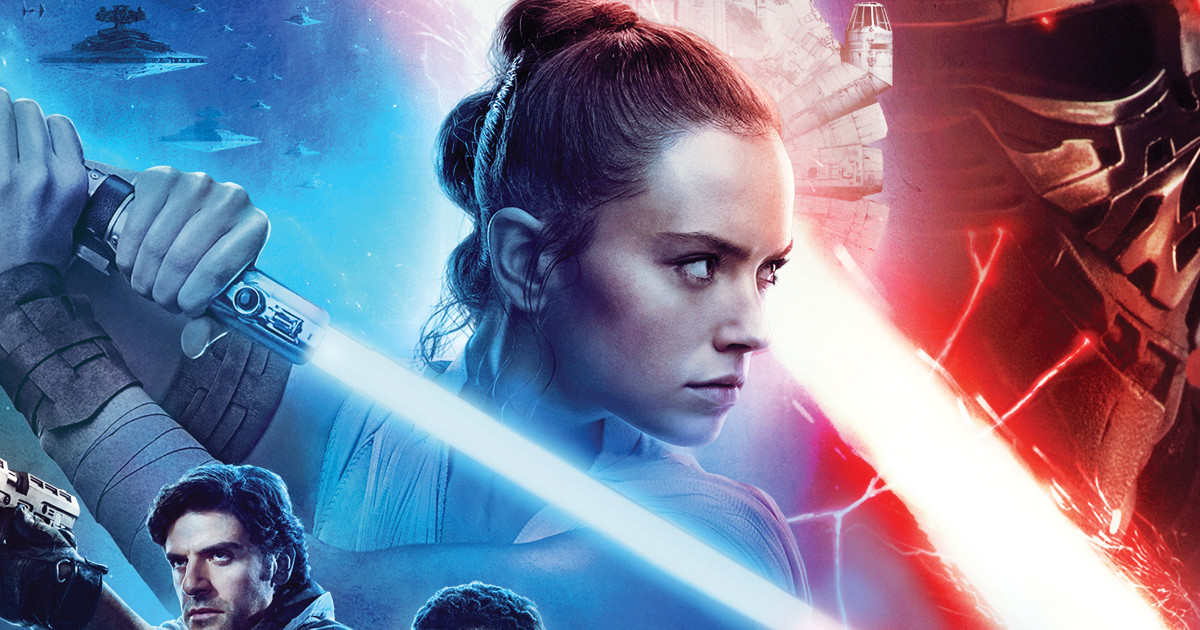 Star Wars The Rise Of Skywalker Digital Blu Ray Announced Cosmic Book News